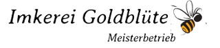 Imkerei Goldblüte Logo