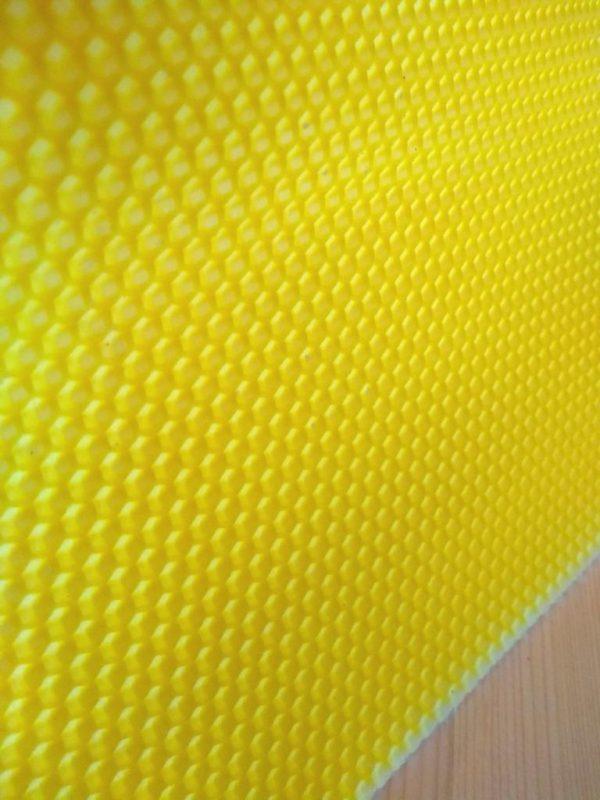 Mittelwand aus Bienenwachs